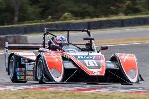 Nick Cassidy guested in Sportscars - and dominated